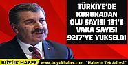 Türkiye'de koronadan hayatını kaybedenlerin...