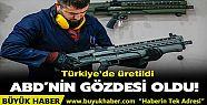 Türkiye'de üretilen silahlar Hollywood'un...