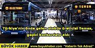 Türkiye'nin önde gelen otobüs üreticisi...