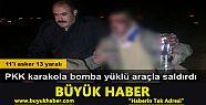 Van'da PKK'lılar Jandarma Karakolu'na saldırdı