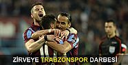 Zirveye Trabzonspor darbesi