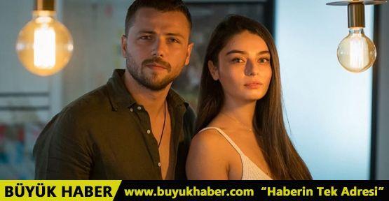 Tolga Sarıtaş ile Ayça Ayşin Turan'ın başrollerinde olduğu Arıza'da set öncesi korona testi