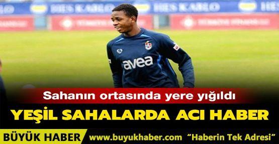 Trabzonspor'un eski futbolcusu Faty Papy hayatını kaybetti