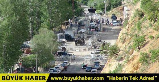 Tunceli'de canlı bomba teröristin saldırı girişiminde son dakika bilgileri