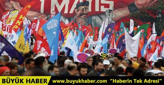 TÜRK-İŞ 1 Mayıs'ı Hatay'da kutlayacak