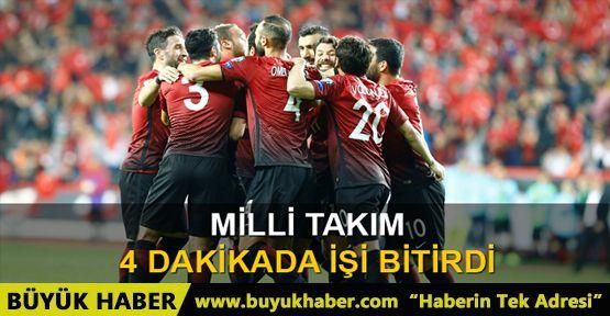 Türkiye 2 - 0 Finlandiya