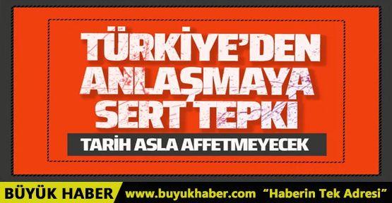 Türkiye'den ABD, İsrail ve BAE'ye sert tepki