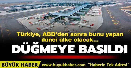 Üçlü pist ABD'den sonra ilk kez İstanbul'da uygulanacak