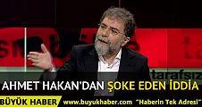Ahmet Hakan'dan 'FETÖ'cüler kaçırılıyor' iddiası