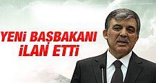 Abdullah Gül'den veda resepsiyonunda önemli açıklamalar