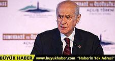 MHP Lideri Bahçeli: Demokrasi milliyetçiliğin ikiz kardeşidir