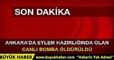 Ankara'da bir IŞİD'li öldürüldü