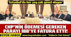 İmamoğlu'ndan halkın parasıyla CHP'li başkanlara ziyafet