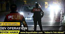 Türkiye genelinde dev uygulama