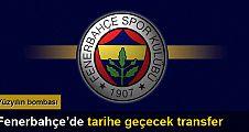 Fenerbahçe'den Van Persie bombası