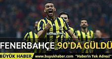 Galatasaray 0 - 1 Fenerbahçe