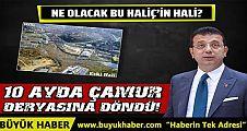 Bayram Şenocak'tan 'Haliç' tepkisi!