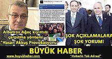 """Büyükçekmecelileri suçlu ilan etti! """"Hasan Akkuş Provokasyonu"""""""