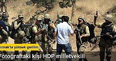 HDP Milletvekili Encü ile askerler arasında gerginlik