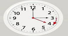 Saatler pazar günü 1 saat ileri alınıyor