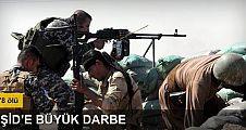 Kerkük'te 78 IŞİD'li öldürüldü