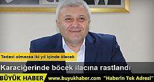 Tuncay Özkan'ın karaciğerinde böcek ilacına rastlandı