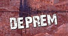 Mersin Deprem Akdeniz sallandı
