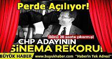 Ekrem İmamoğlu'nun sinema rekoru!