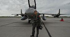 Diyarbakır'da F16 savaş uçağı düştü