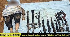 PKK'nın 2 numaralı sözde sorumlusu öldürüldü