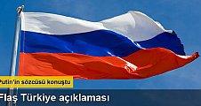 Peskov: Rusya ve Türkiye ilişkilerinin gelişmeye devam etmesini ümit ediyoruz