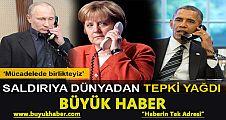 Dünyadan Türkiye'ye taziye mesajları yağdı