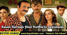 Büyük sürpriz: Organize İşler: Sazan Sarmalı filmi Netflix'te yayınlandı