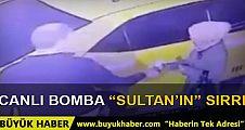 Bursa Ulu Cami'deki canlı bomba