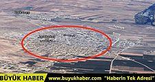 Türk uçakları YPG'yi vuruyor