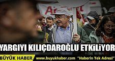 Yargıyı Kılıçdaroğlu etkiliyor