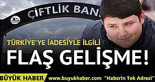 Mehmet Aydın'ın iadesi için Türkiye harekete geçti