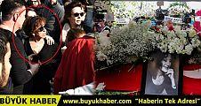 Yıldız Kenter'in cenazesinde gergin anlar!