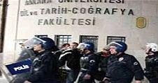 Ankara ve Hacettepe Üniversitesi'nde öğrencilere operasyon
