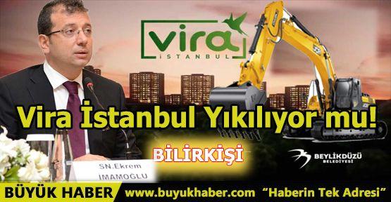 Vira İstanbul Yıkılıyor mu !