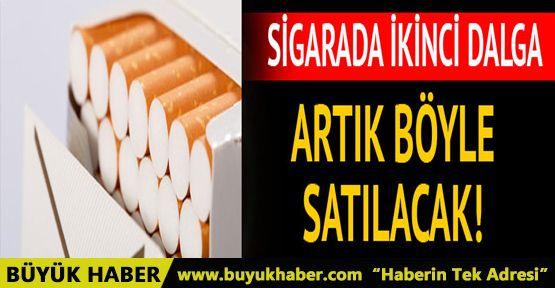 Yeni düzenleme geliyor! Sigara kapalı dolapta satılacak