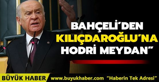 'YSK milletin yüreğine su serpti' diyen Bahçeli'den Kılıçdaroğlu'na dokunulmazlıkların kaldırılması çağrısı