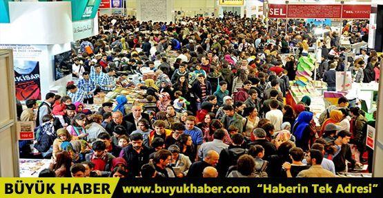 35. Uluslararası İstanbul Kitap Fuarı başladı