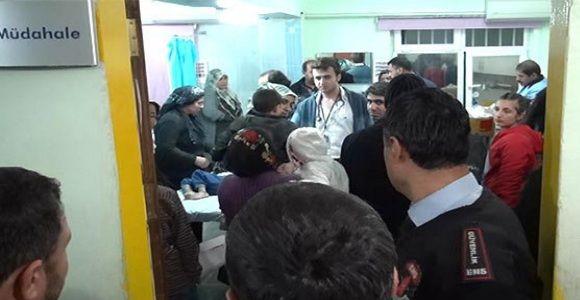 Acil servislerde alarm, hastalar 3 saat sıra bekliyor