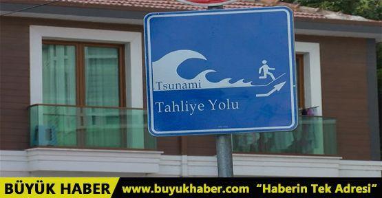 Büyük İstanbul depremi için hazırlıklar başladı! O ilçelerde 'tsunami' önlemi