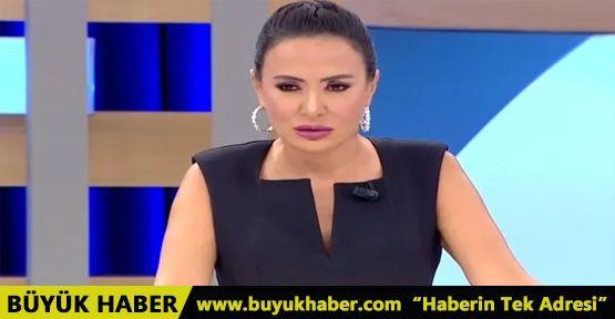 Didem Arslan Yılmaz, Kürtçe konuşan konuğu yayından aldı