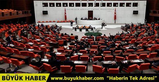 Dördüncü yargı paketi Meclis'te