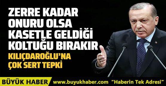 Erdoğan'dan Cumhurbaşkanlığı açıklaması! Kılıçdaroğlu'na çok sert tepki gösterdi
