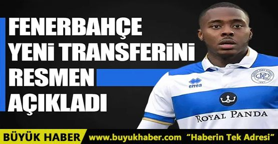 Fenerbahçe Bright Osayi-Samuel'i resmen duyurdu!