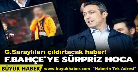 Fenerbahçe'den Galatasaraylıları çıldırtacak hoca hamlesi